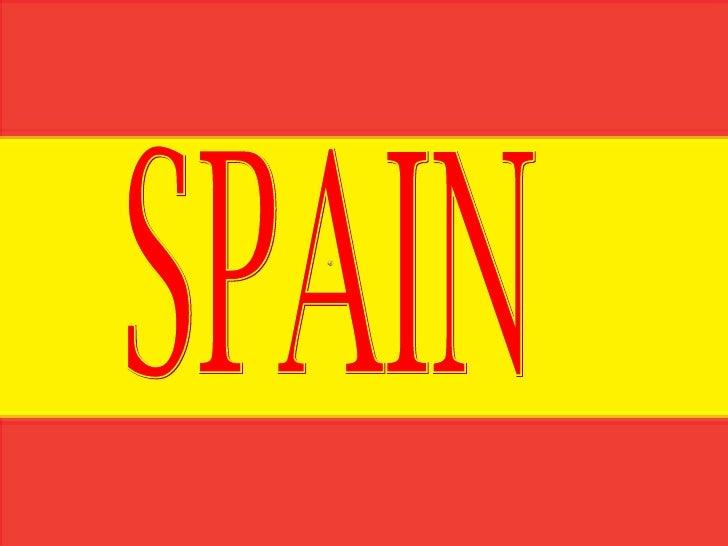 Trabajo informatica. España