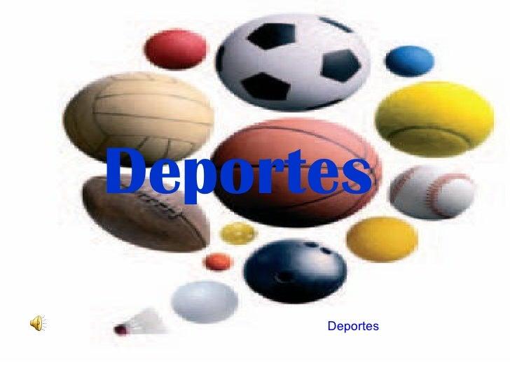 Deportes      Deportes