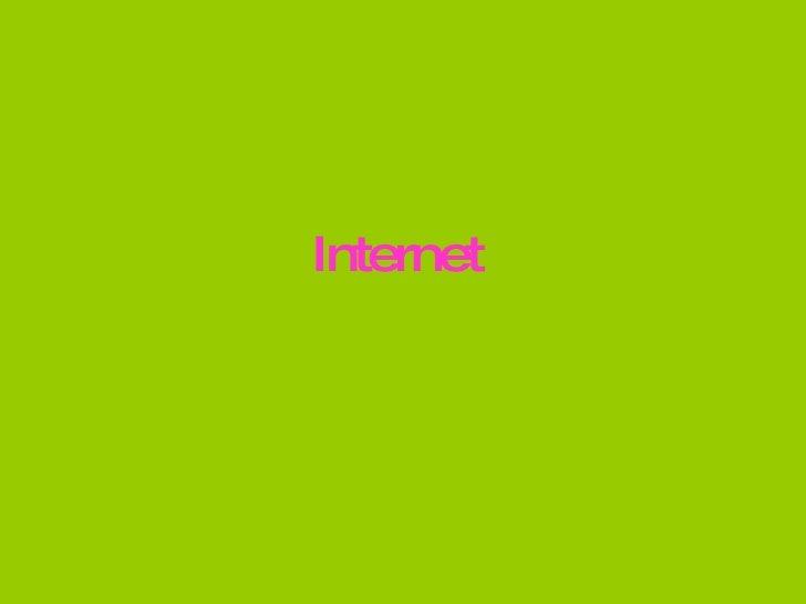 Trabajo Internet