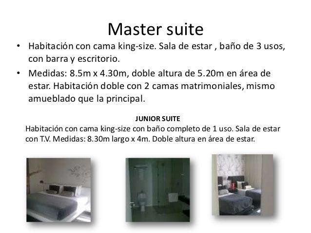 Medidas Baño En Suite:Trabajo invest hoteles