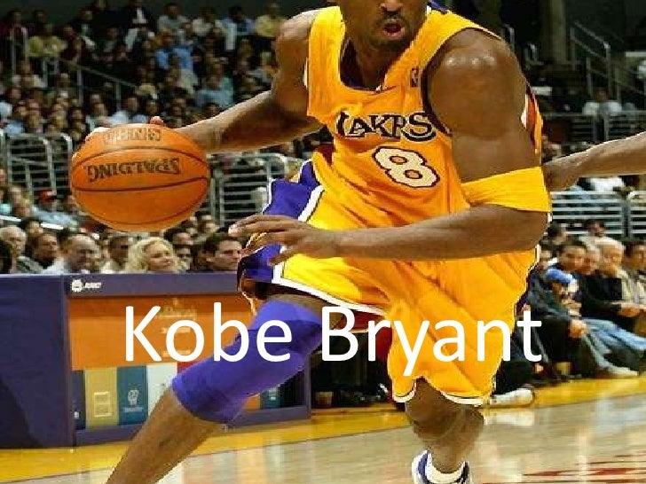 Kobe Bryant<br />
