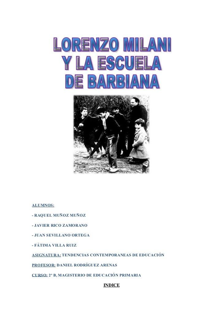 ALUMNOS:- RAQUEL MUÑOZ MUÑOZ- JAVIER RICO ZAMORANO- JUAN SEVILLANO ORTEGA- FÁTIMA VILLA RUIZASIGNATURA: TENDENCIAS CONTEMP...