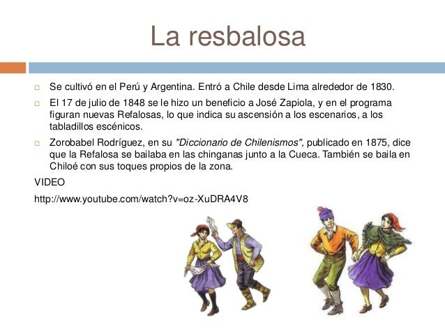 La resbalosa   Se cultivó en el Perú y Argentina. Entró a Chile desde Lima alrededor de 1830.   El 17 de julio de 1848 s...