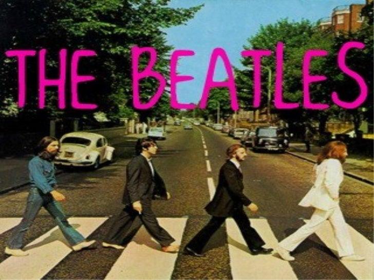 The Beatles, Blel