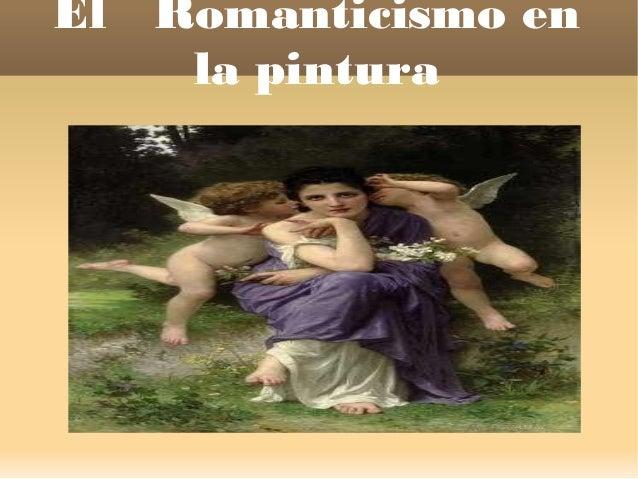 El Romanticismo en la pintura