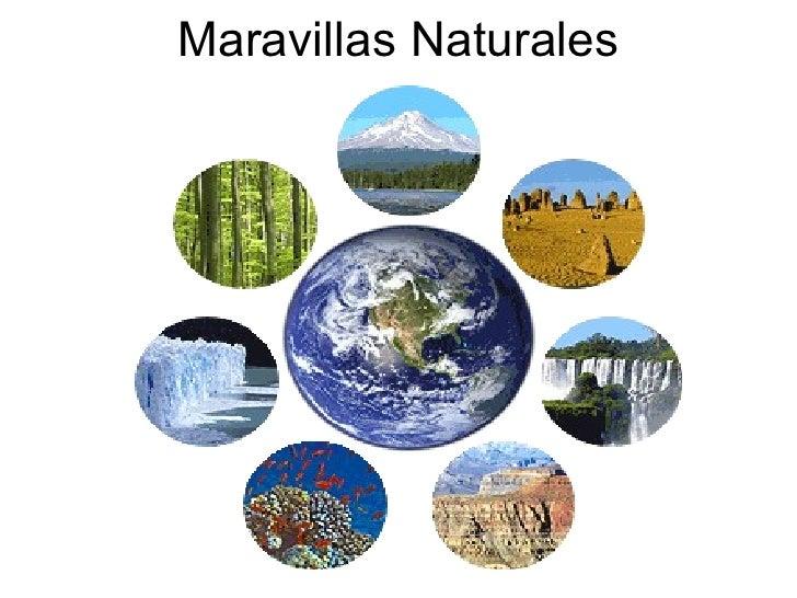 Las 7 maravillas naturales del mundo - Ambientadores naturales para la casa ...