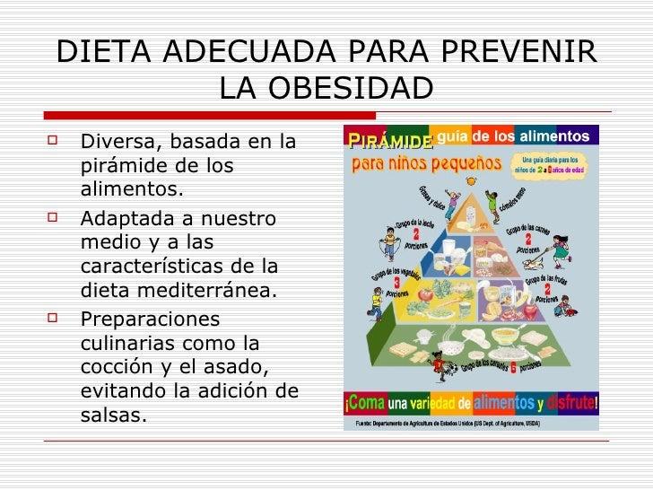 prevencion obesidad infantil