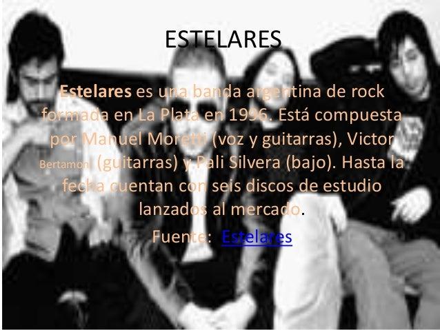 Musica Argentina Rock Banda Argentina de Rock