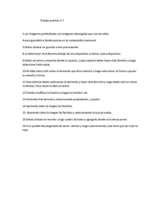 Trabajo practico nº7