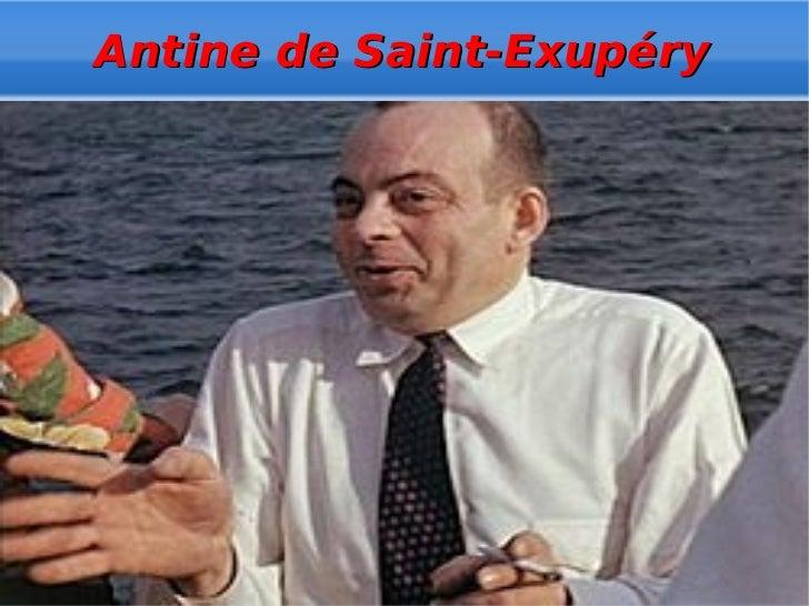 Antine de Saint-Exupéry
