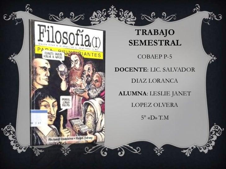 filosofos mexicanos