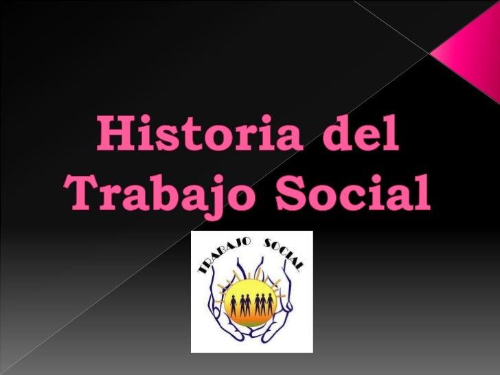 En esta época, la historia del Trabajo Social sufre cambios. Acausa del Gobierno Militar , las Ciencias Sociales quedanred...