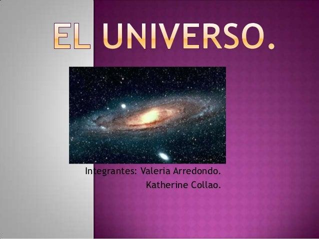 El Universo.