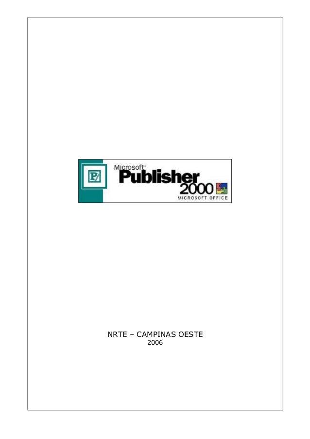 NRTE – CAMPINAS OESTE 2006