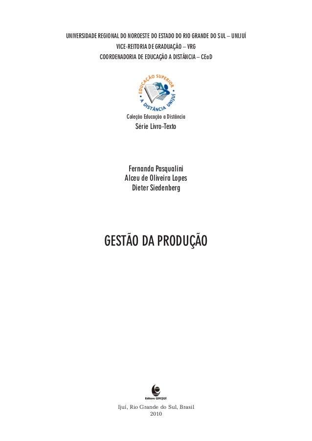 Universidade regional do noroeste do estado do rio grande do sul – unijuí                    vice-reitoria de graduação – ...