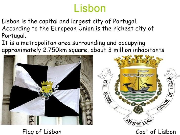 Trabalho De Ap Lisboa Porto Coimbra