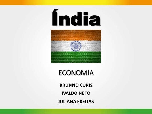 Índia Perfil Econômico