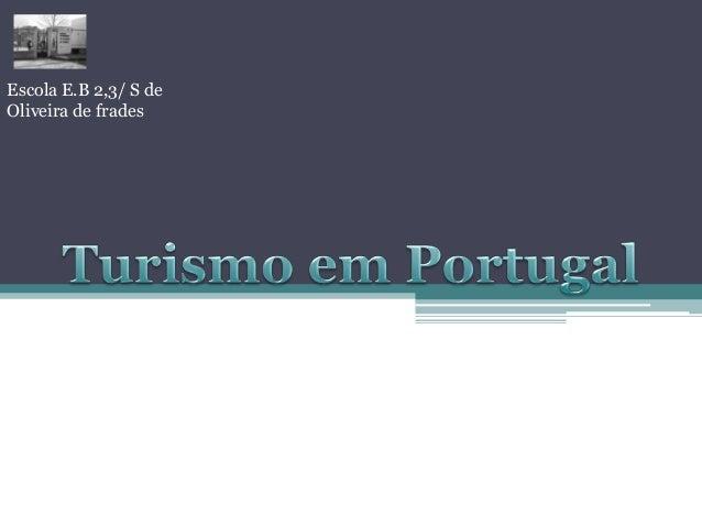 Escola E.B 2,3/ S de Oliveira de frades