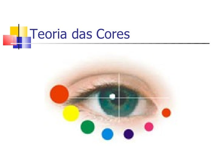Teoria das Cores