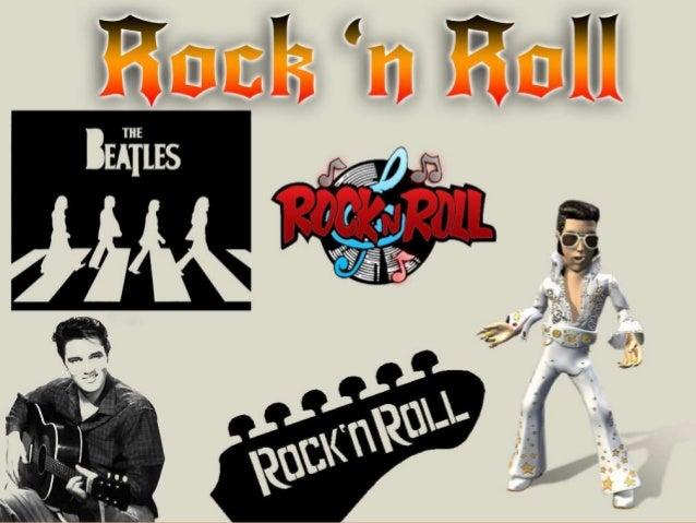Trabalho de Inglês Rock Anos 50 Cultura Inglesa por meio da Música