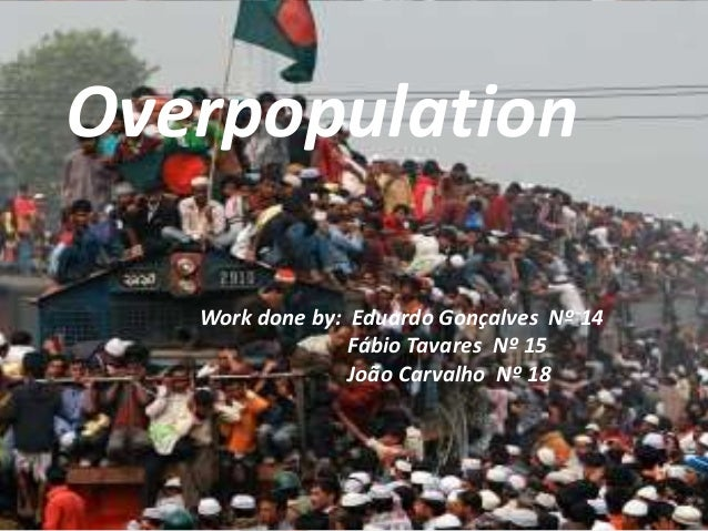 Essay writing about overpopulation
