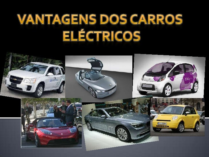 Vantagens dos carros<br /> eléctricos <br />