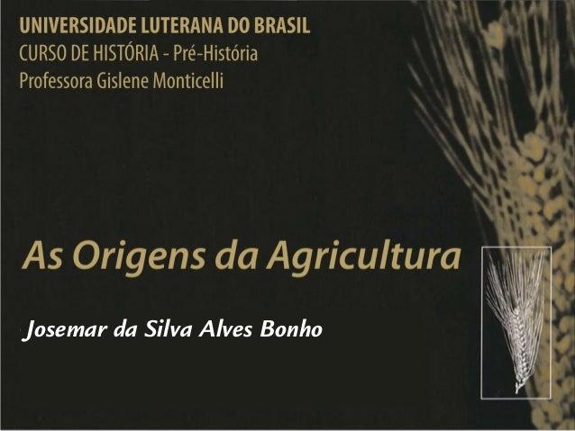 Josemar da Silva Alves Bonho
