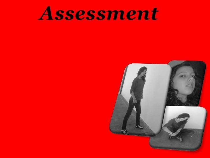 Assessment<br />
