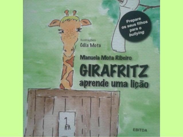 Girafritz aprende uma lição (Ilustrações) - turma B2.1