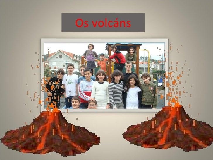 Traballo volcanes