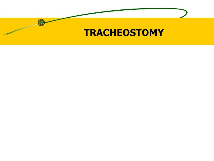 E.N.T.Tracheostomy.(dr.usif chalabe)