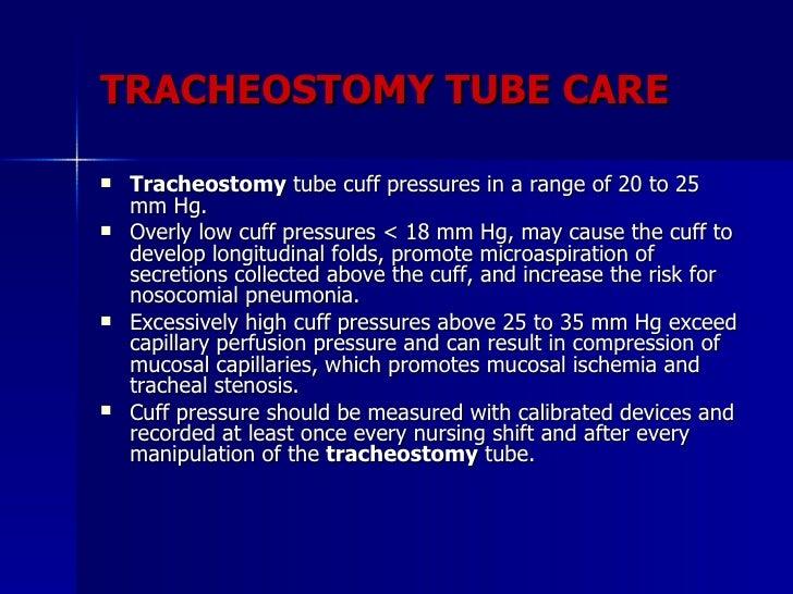 trach care