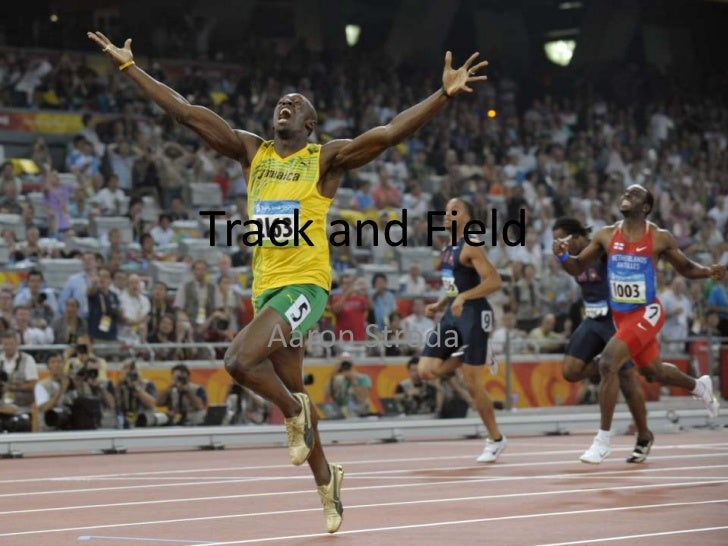 Track and Field   Aaron Stroda