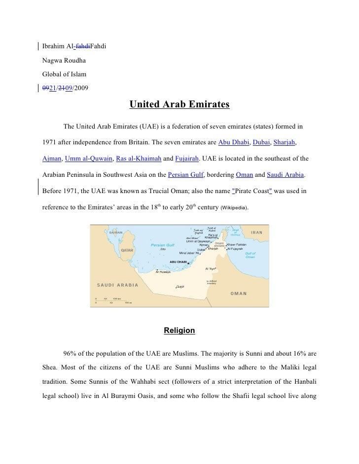 Ibrahim Al-fahdiFahdi Nagwa Roudha Global of Islam 0921/2109/2009                                   United Arab Emirates  ...