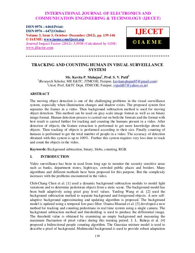 International Journal of Electronics and Communication Engineering & TechnologyAND             INTERNATIONAL JOURNAL OF EL...