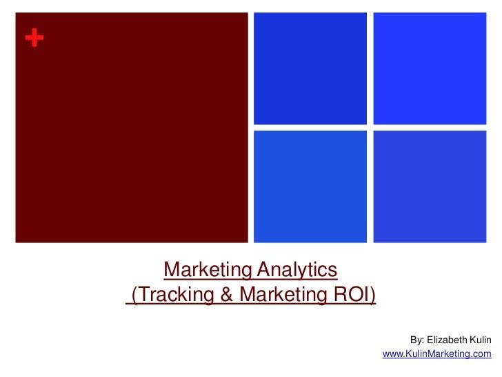 Lead Tracking & Marketing ROI 101