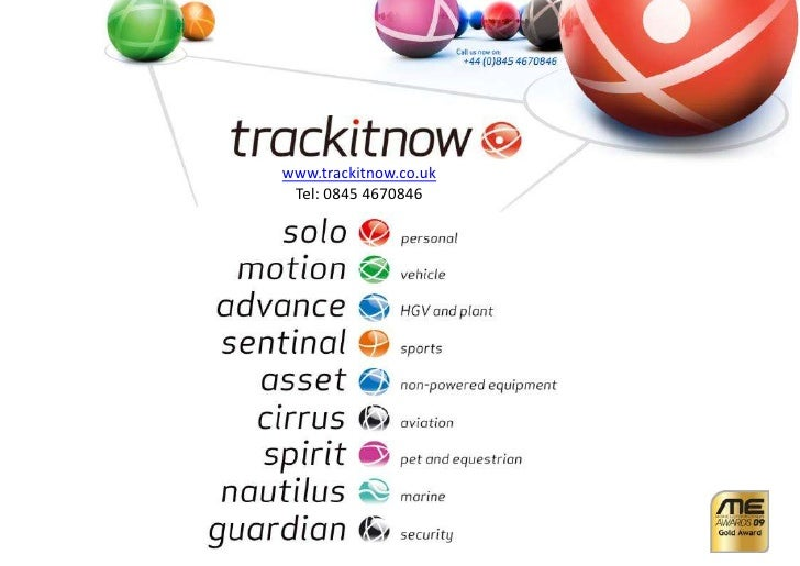 www.trackitnow.co.uk<br />Tel: 0845 4670846<br />