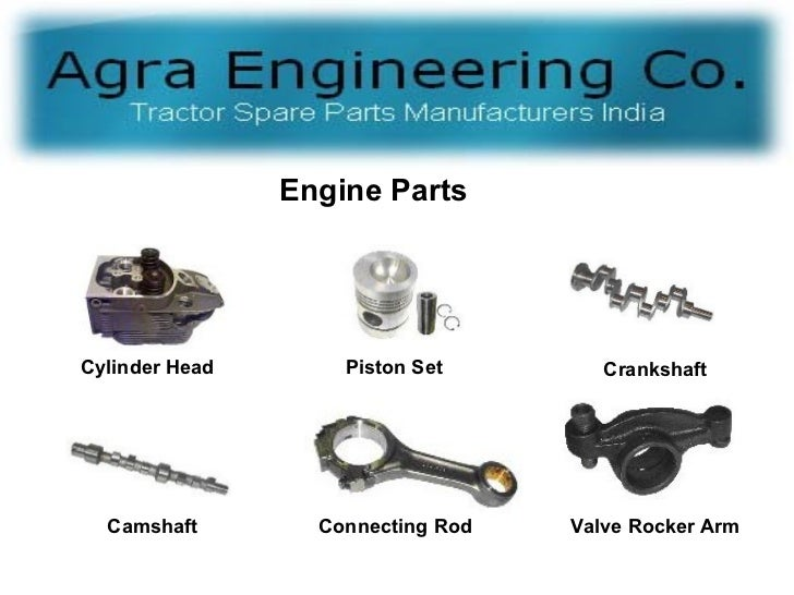 tractor spares india