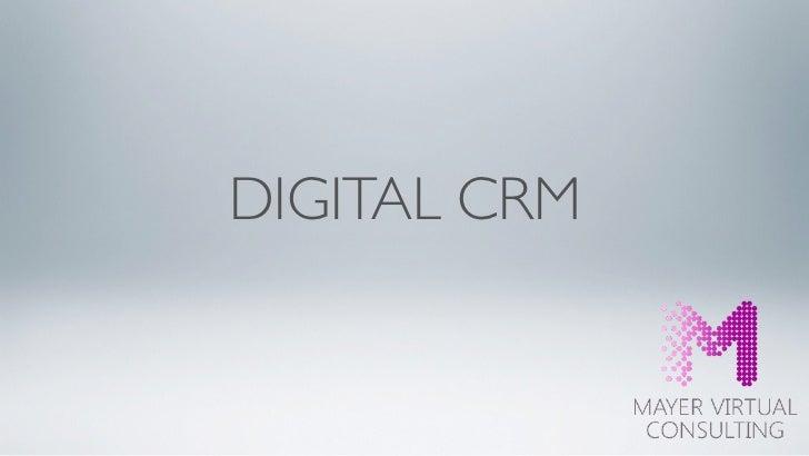 DIGITAL CRM