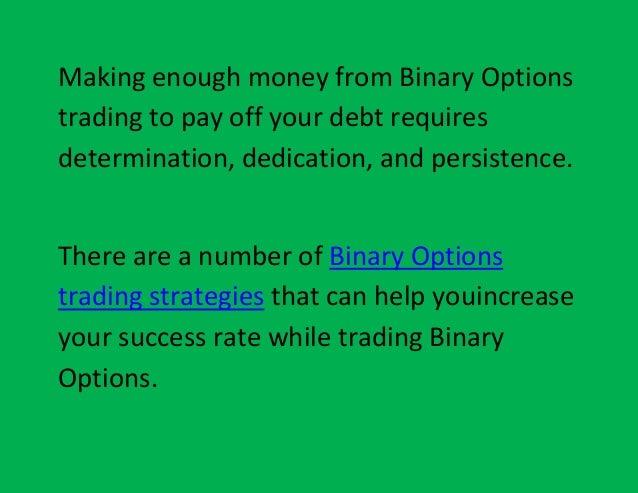 Make a living trading options