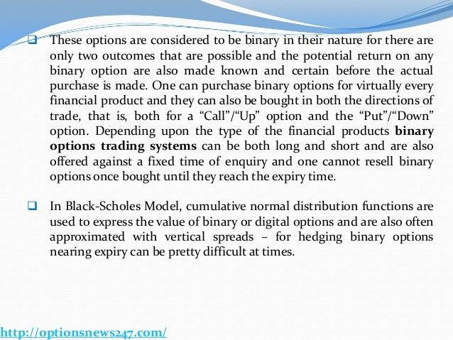 Trading binary options for dummies - Vincite con opzioni binarie