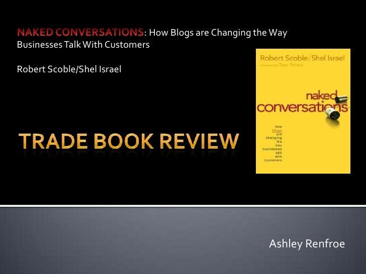 Trade Book Review Prca 3711