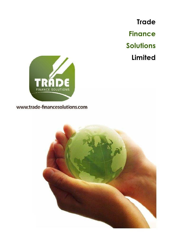 Trade Finance Solutions  Limited