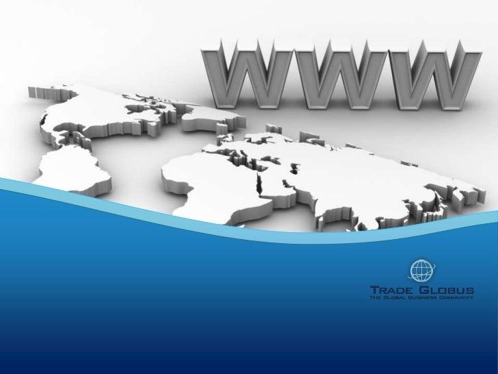 Tradeglobus.com- A B2B Directory for Global Source