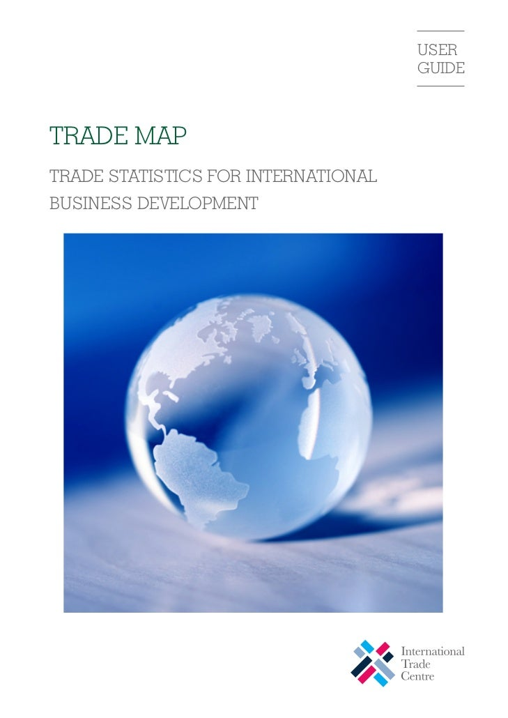 Pedro Espino Vargas- Trade map user guide 2012