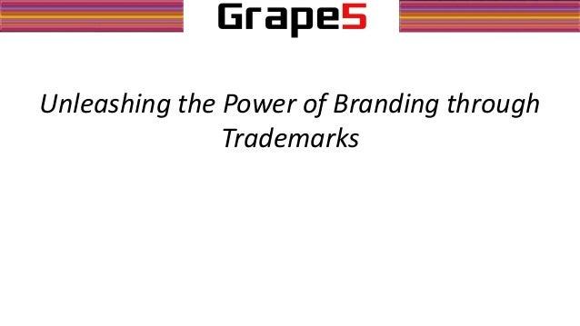 Power of Branding through Trademarks