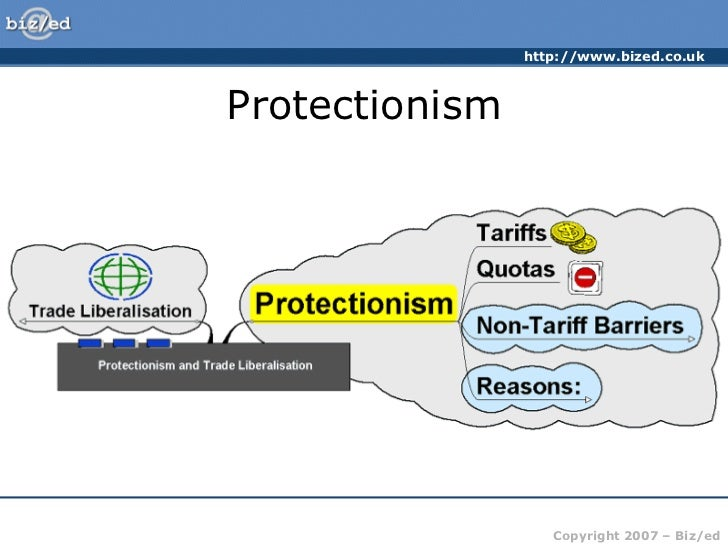Essay on free trade and protectionism