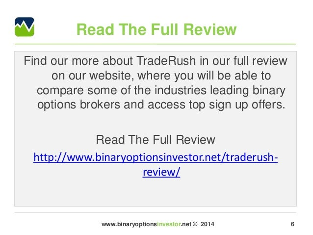 Options trading broker reviews