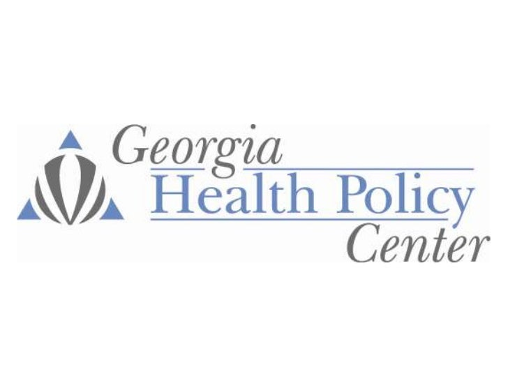 Georgia Health Policy Center Overview