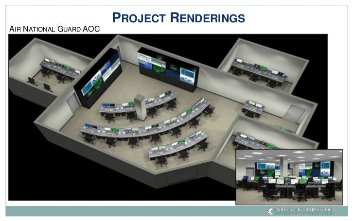 Project Renderings<br />Air National Guard AOC<br />